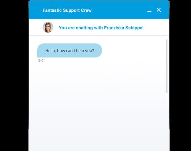 Проактивная поддержка связи