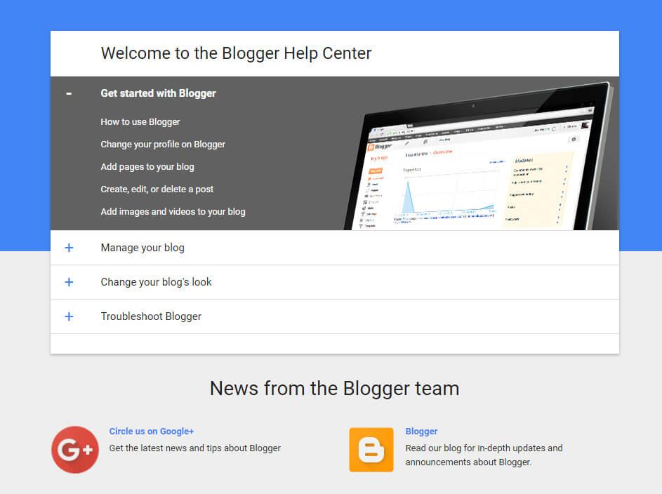 Сравнение Blogger и WordPress 2019