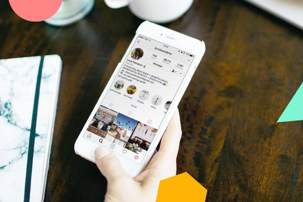 Как добавить хэштеги и ссылки на свою биографию Instagram в 2019
