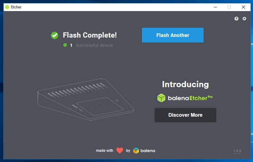 Как создать загрузочную USB-флешку Ubuntu 18.04 на Windows