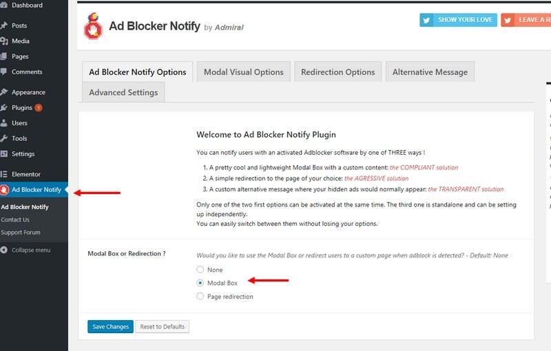 Как Обнаружить Рекламные Блокировщики И Показать Уведомление В WordPress