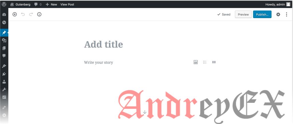 Редактор WordPress от Gutenberg. 12 вещей, которые нужно знать