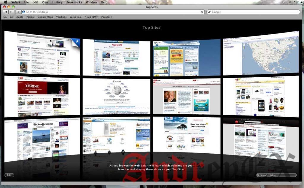 Какой лучший интернет-браузер для Mac?