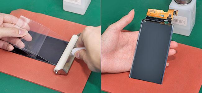 Samsung Galaxy S7 edge - экран. Руководство по замене