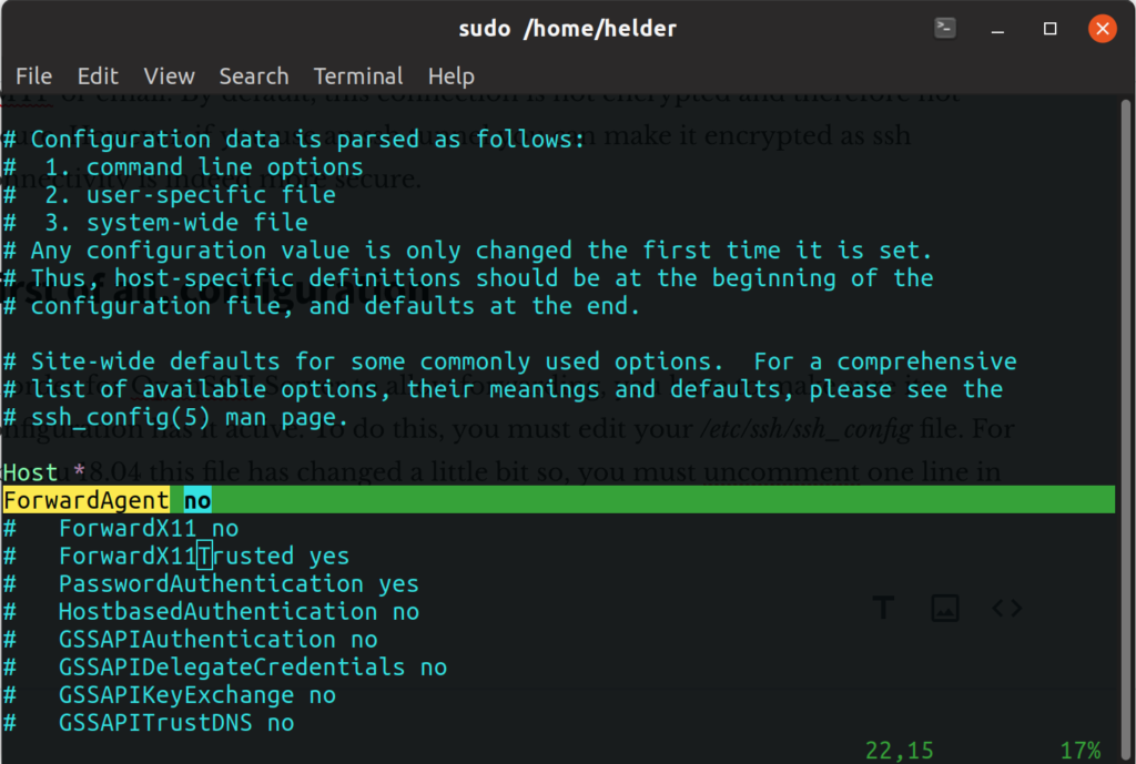 Использование переадресации портов SSH в качестве инструмента безопасности в Linux