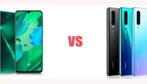 Huawei Nova 5 Pro и Honor 20 Pro. Сравнение дизайна, камер, производительности и цены