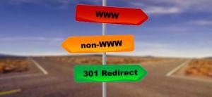 Как перенаправить URL-адреса www на без-www в WordPress