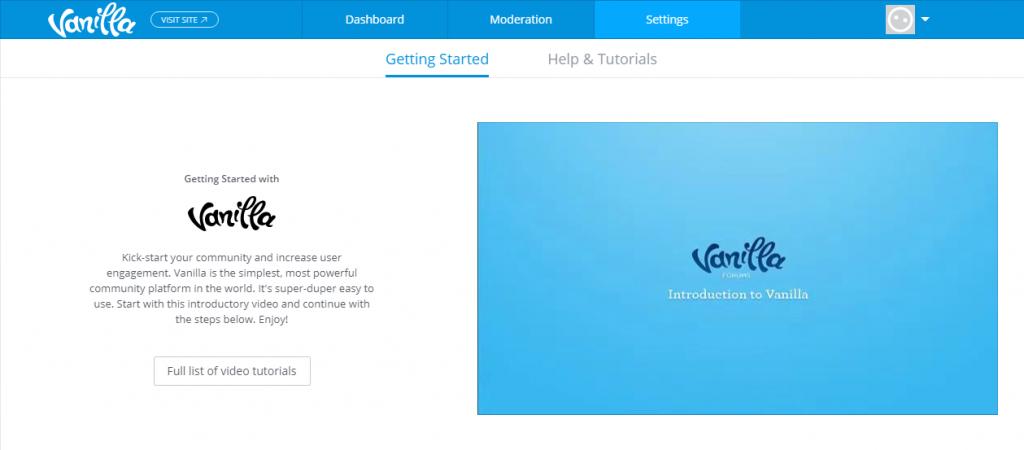 Как установить форумы Vanilla на CentOS 7