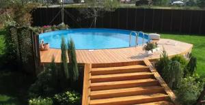 Какой бассейн лучше выбрать?
