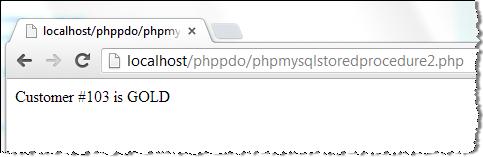 PHP MySQL. Вызов хранимых процедур MySQL