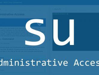 Команда Su в Linux (Switch User)