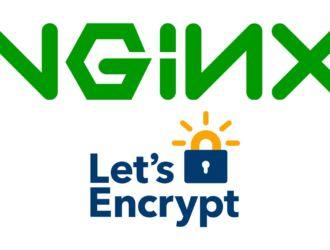 Безопасный Nginx с помощью Let's Encrypt на Debian 10 Linux