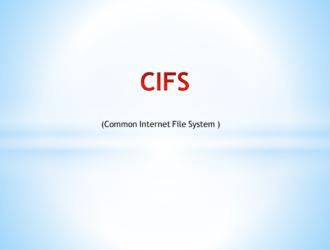 Как подключить общий ресурс Windows на Linux с помощью CIFS