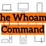 Команда Whoami в Linux