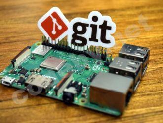 Как установить Git на Raspberry Pi