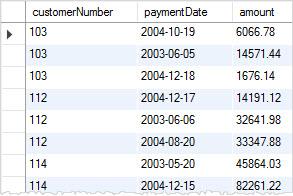 ROW_NUMBER, вот как вы его эмулируете в MySQL