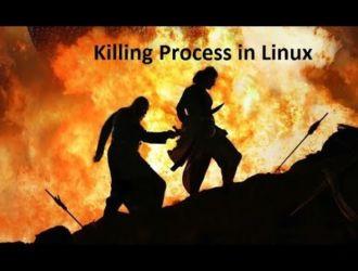 Команда Pkill в Linux