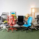 Как очистить большинство видов офисных стульев