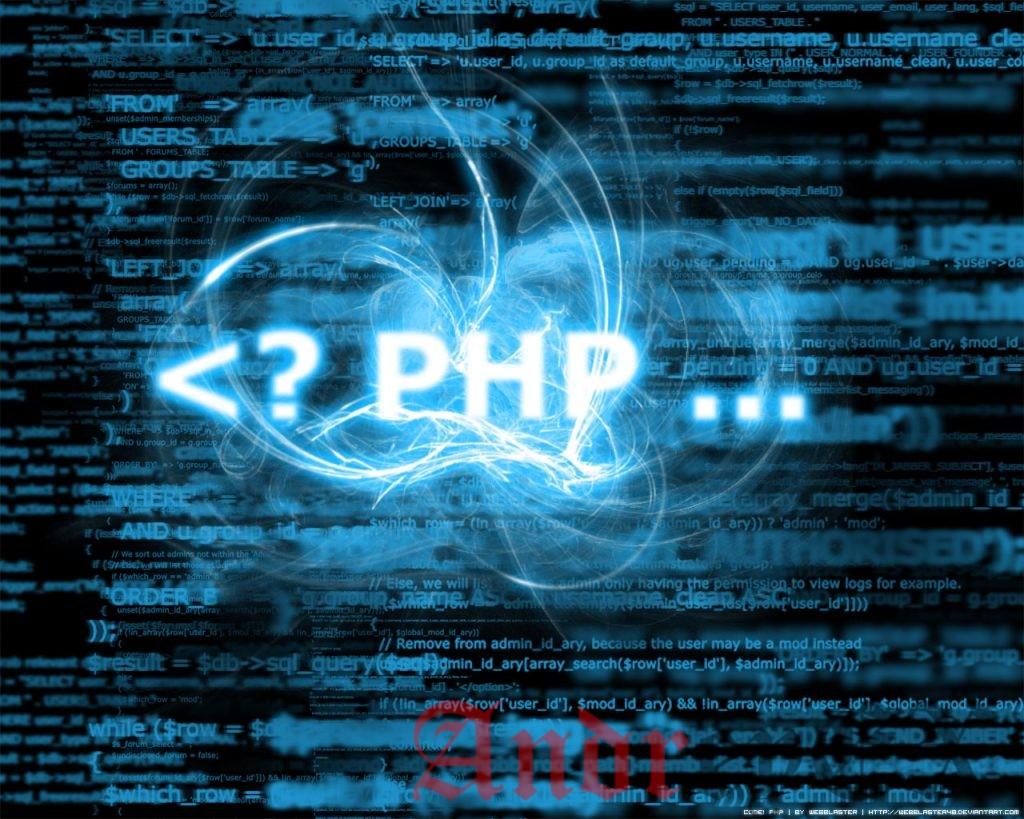 Что такое php сценарий